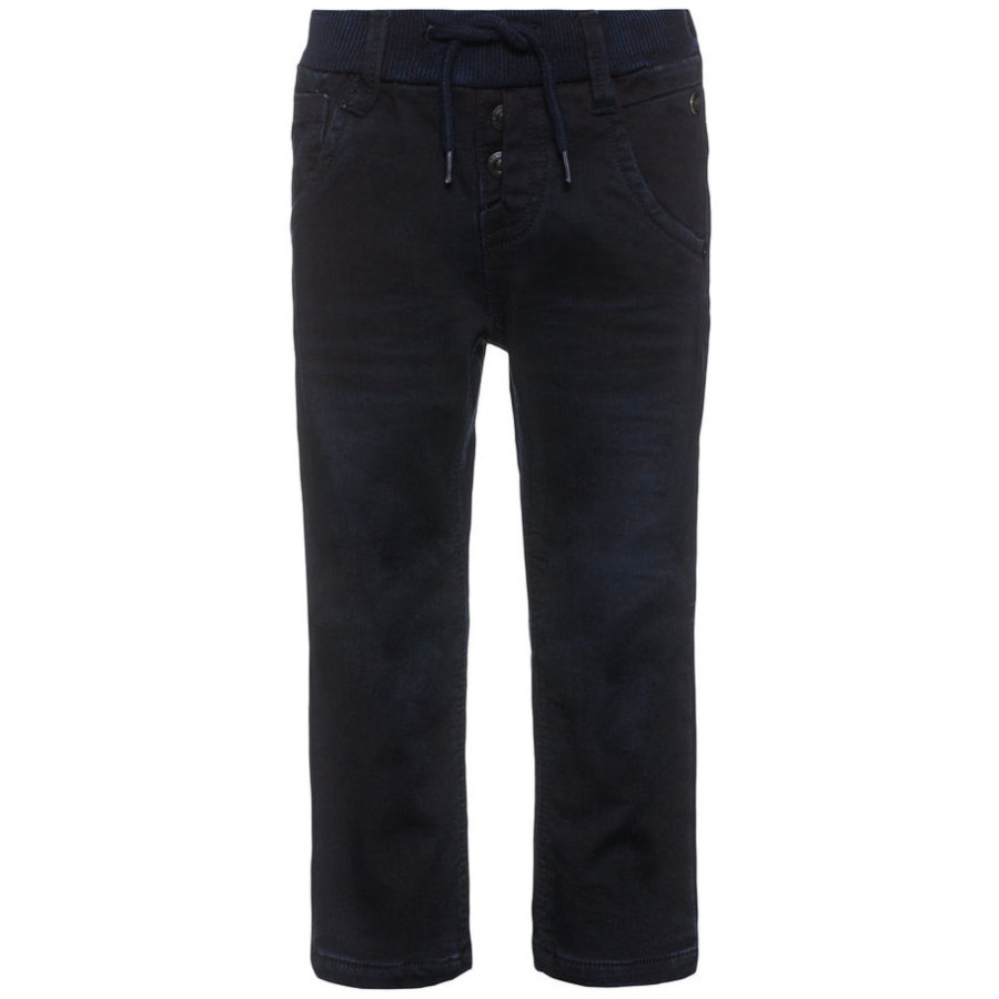 name it Boys Jeans Anders denim oscuro
