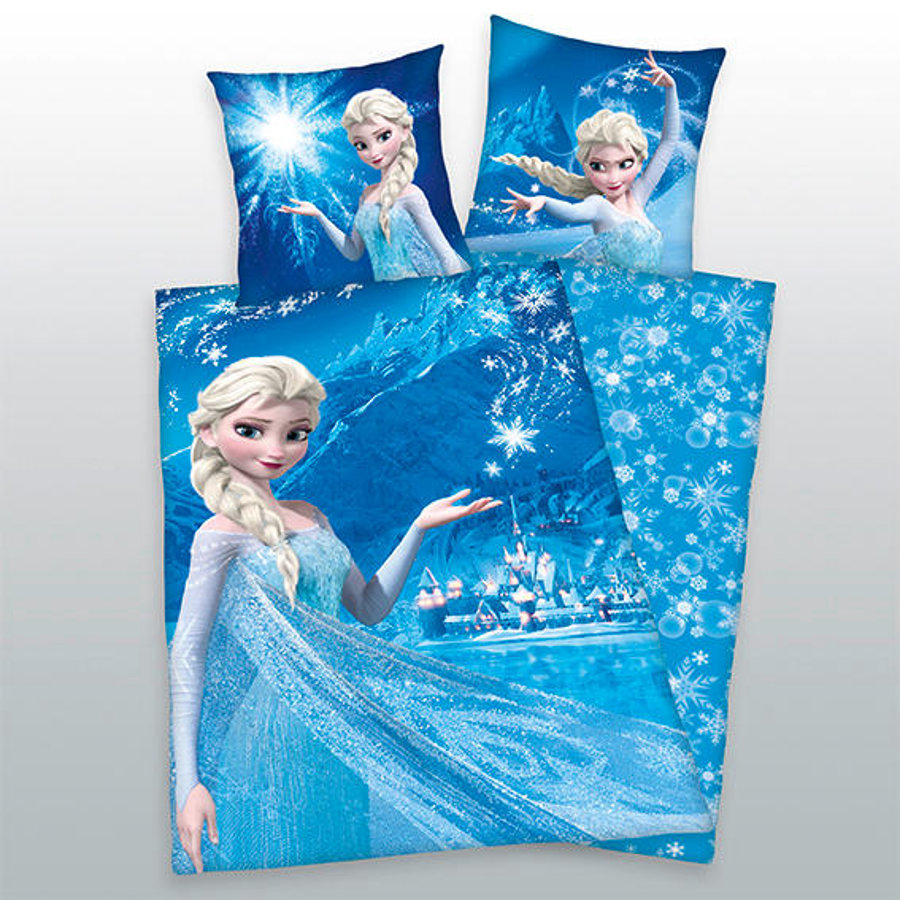 HERDING Påslakanset Disney´s Snödrottningen Elsa 135x200 cm