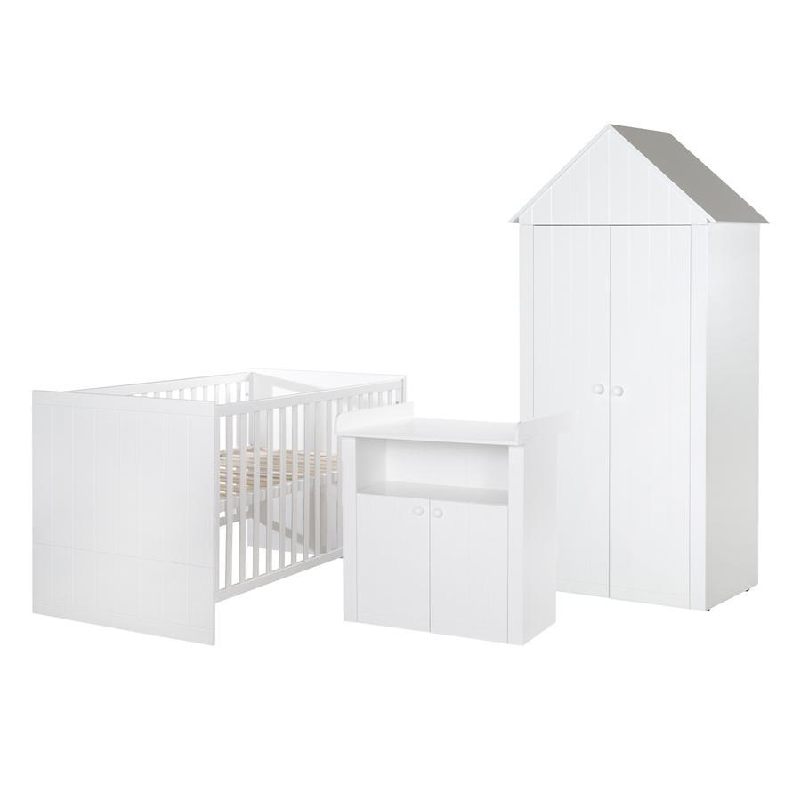 roba Kinderzimmer Lotte 2-türig breit