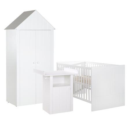 roba Kinderzimmer Lotte 2-türig schmal