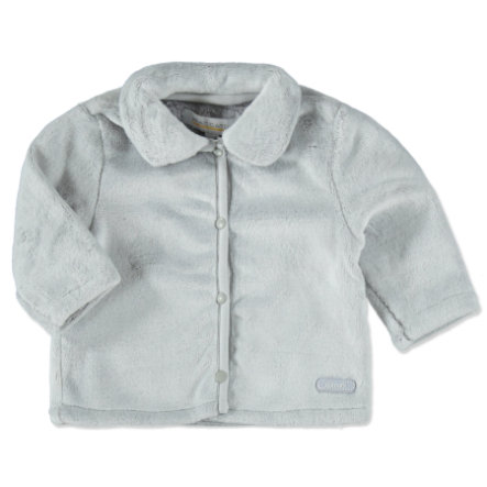 STACCATO Girls Plüschjacke grey