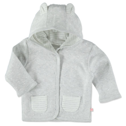 STACCATO Girls Wendejacke grey star