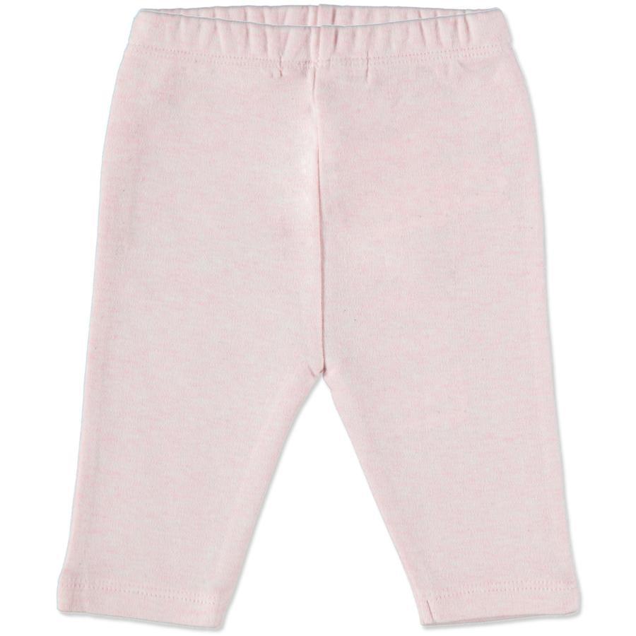 STACCATO Girl s Leggings rosa melange melange