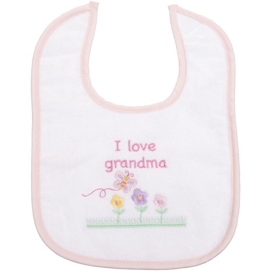 bieco Love-Lätzchen Girls Grandma
