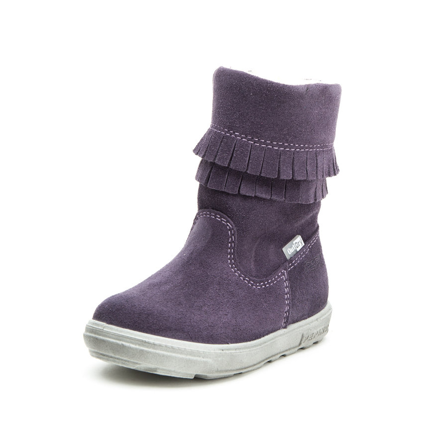 Pepino Girls Stiefel Dani blackberry (mittel)