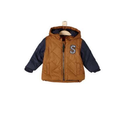 s.Oliver Boys Jacke light brown