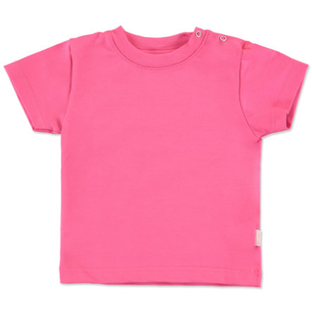 maximo Girl s camisa de manga corta rosa