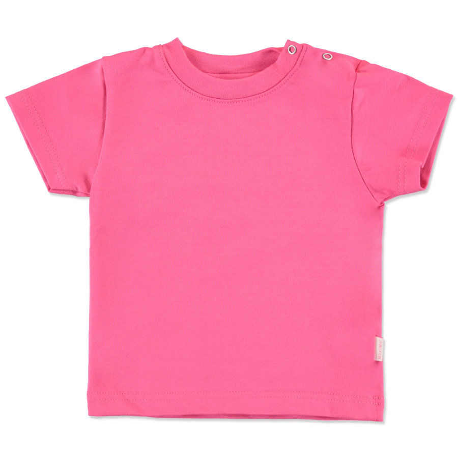 maximo Girl s shirt met korte mouwen sexy roze
