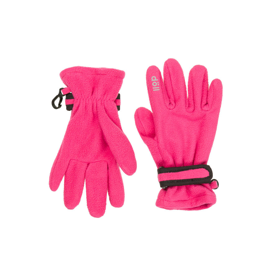 Döll Fingerhandschuhe Fleece raspberry sorbet