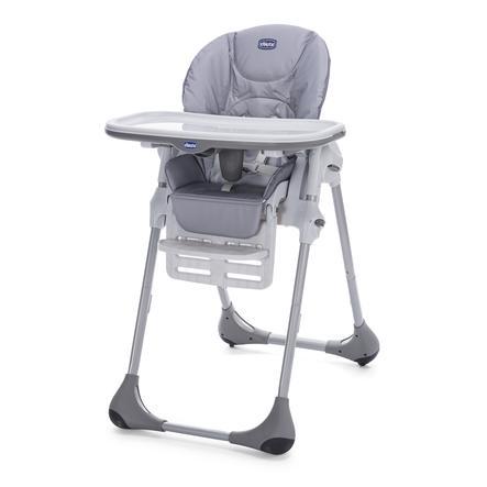 chicco Jídelní židlička Polly Easy Nature