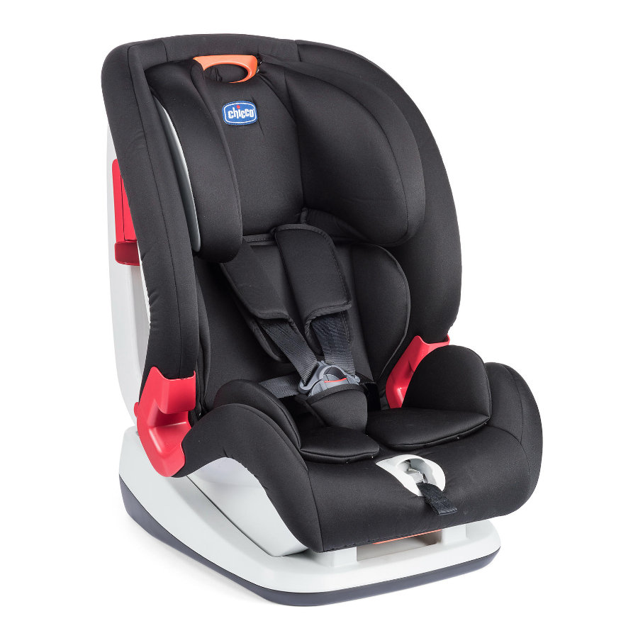 Chicco Autostoel Youniverse gr. 1/2/3 Black