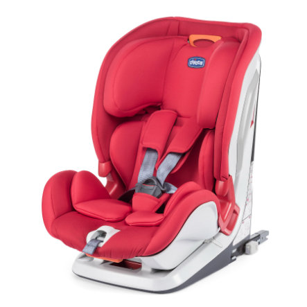 chicco Siège auto YOUniverse Fix Gr. 1/2/3 rouge