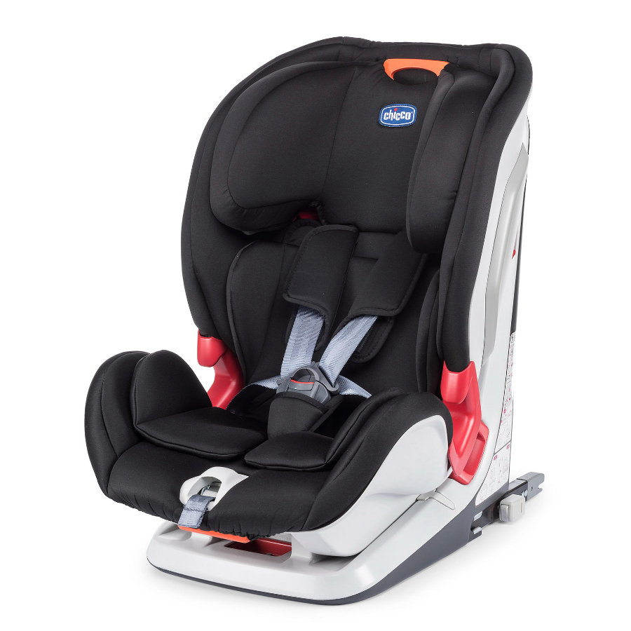 chicco Child Seat Youniverse Fix Gr. 1/2/3 Black