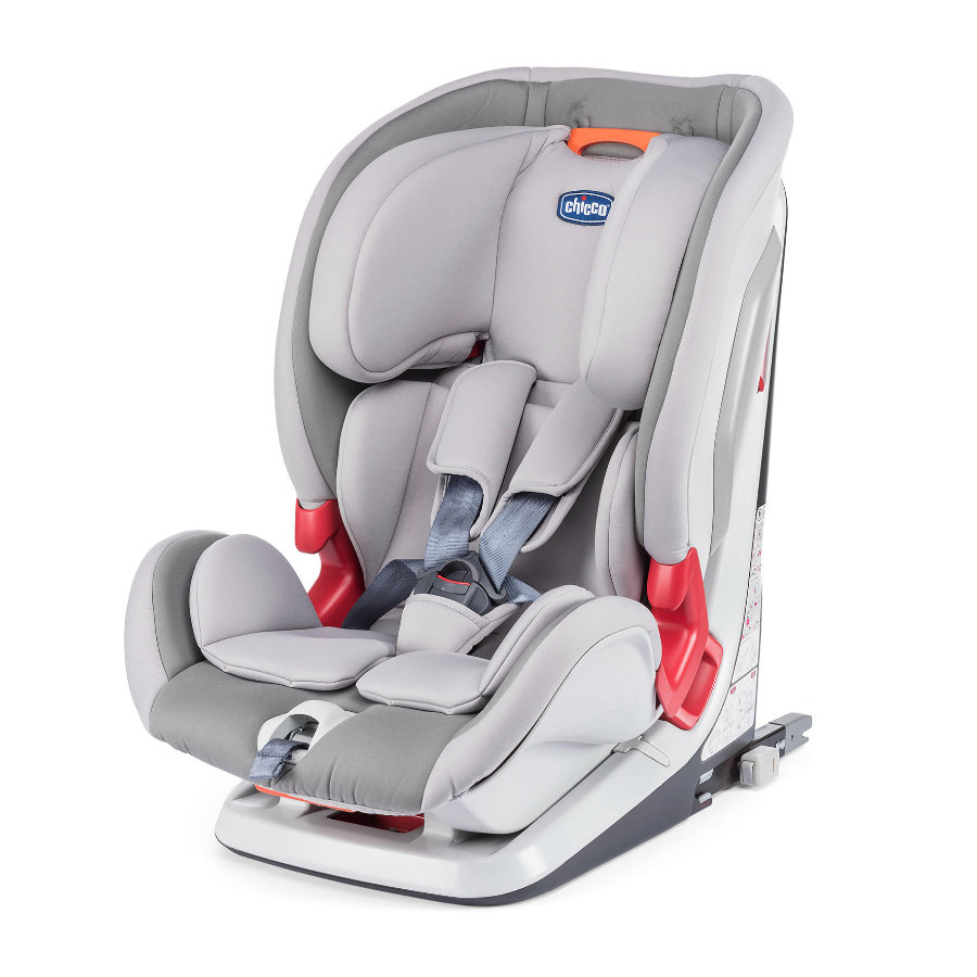 chicco Child Seat Youniverse Fix Gr. 1/2/3 Grey