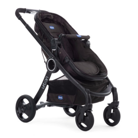 chicco Cochecito Urban Plus Crossover Black
