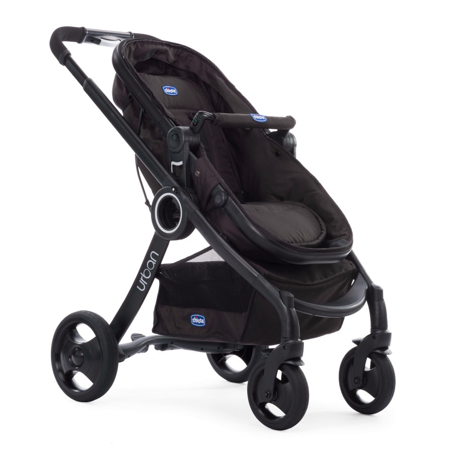chicco Poussette 4 roues Urban Plus Crossover Black