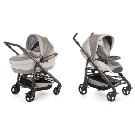 chicco Passeggino Duo System Love Motion Truffles