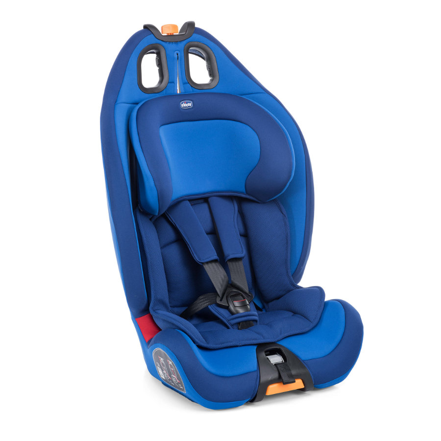 chicco Kindersitz Gro-up 123 Power Blue