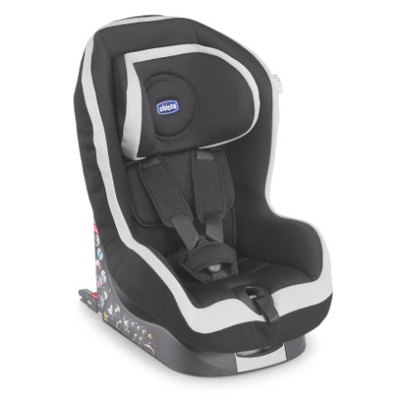 chicco Bilbarnstol Go-One Isofix Gr. 1 Coal
