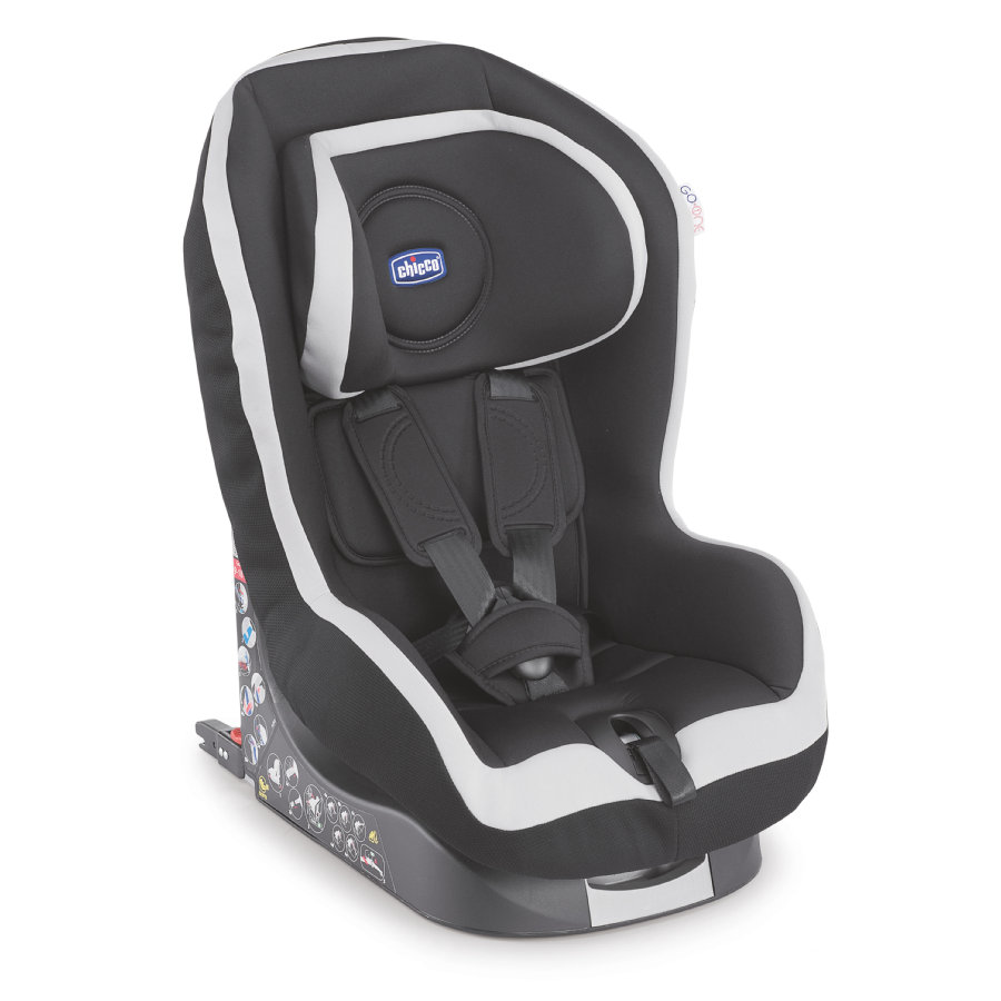 chicco Child Seat Go-One Isofix Gr. 1 Coal