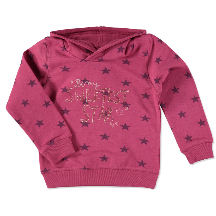 STACCATO Girls Kapuzensweatshirt raspberry