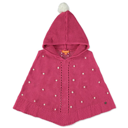 STACCATO Girls Poncho raspberry