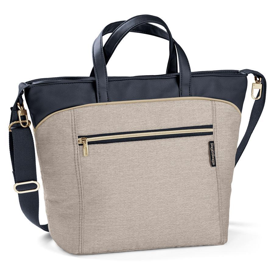 Peg-Pérego Přebalovací taška Borsa Luxe béžová