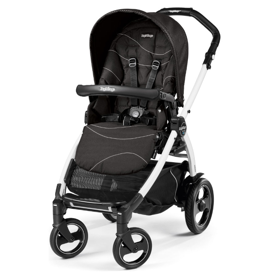 Peg-Pérego Sportwagen Book 51S weiß Sportivo Bloom Black