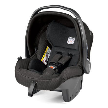 Peg-Pérego Kindersitz Gr. 0+ Primo Viaggio SL Bloom Black
