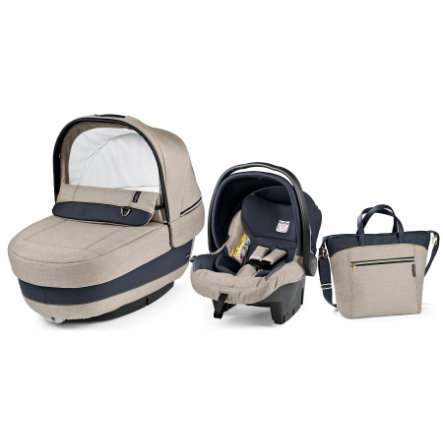 PEG-PEREGO Set Elite Luxe Beige 2017