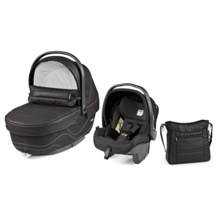 Peg-Pérego Set XL Bloom Black