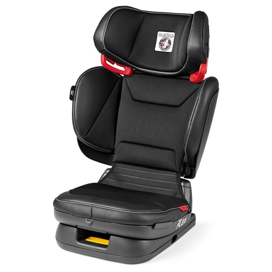 Peg p rego silla de coche grupo 2 3 viaggio flex licorice for Sillas de coche para ninos grupo 3