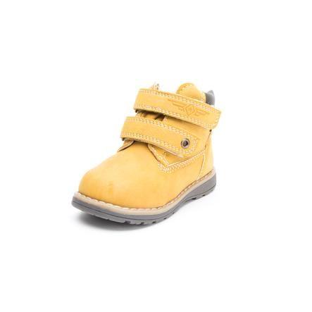 Be Mega poikien Boots beige-keltainen