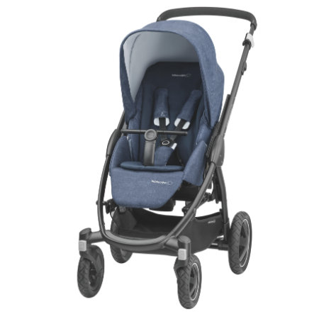 Bébé Confort poussette 4 roues Stella Nomad Blue