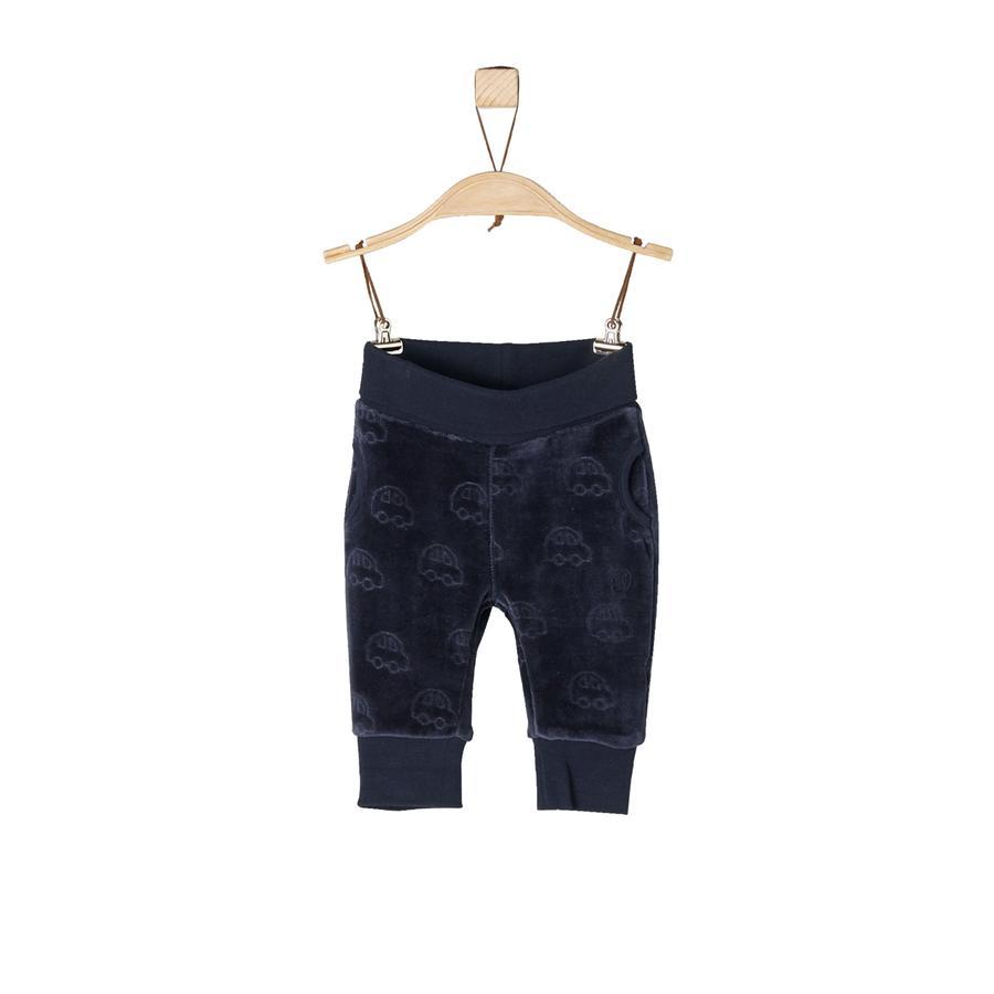 s.Oliver Boys Nickihose dark blue