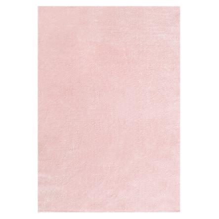 LIVONE Barnmatta Happy Rugs rosa 160 x 230 cm