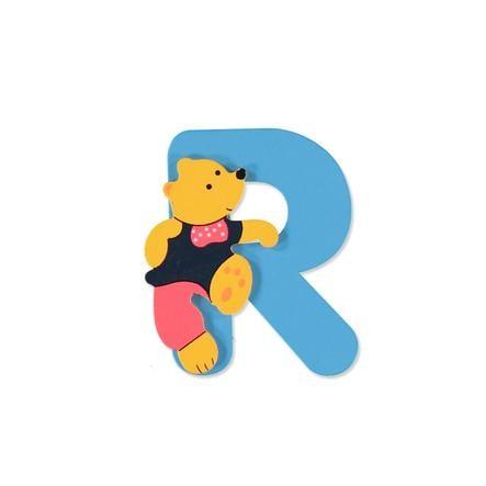 BIECO BEAR LETTER R