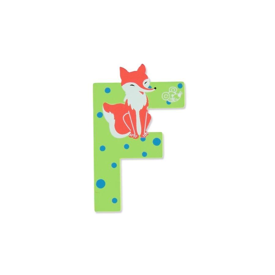 SpielMaus Houten Letter F