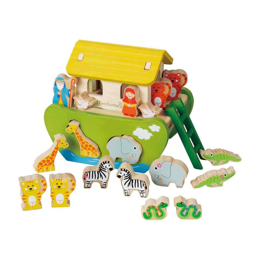 EverEarth® Noahs Ark, sortering og plassering