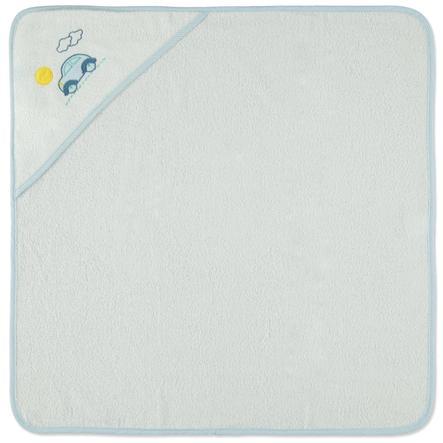Hütte & Co. Håndklæde med Hætte, Bil Hvid 75 x 75 cm