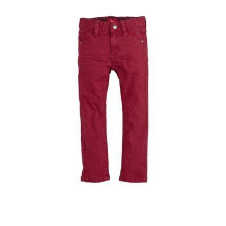 s.Oliver Boys Pantalón rojo oscuro