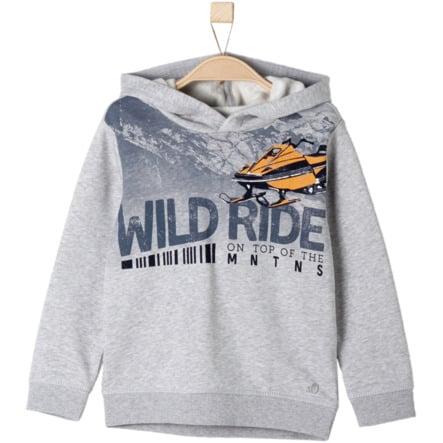 s.Oliver Boys Sweatshirt grey melange