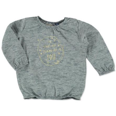 TOM TAILOR Girls Longsleeve blue