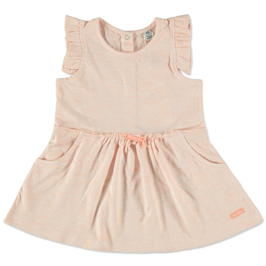 TOM TAILOR Girls Kleid rosé
