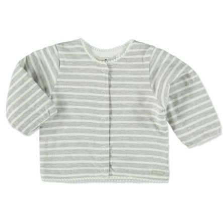 TOM TAILOR Girls Sweatjacke soft clear white