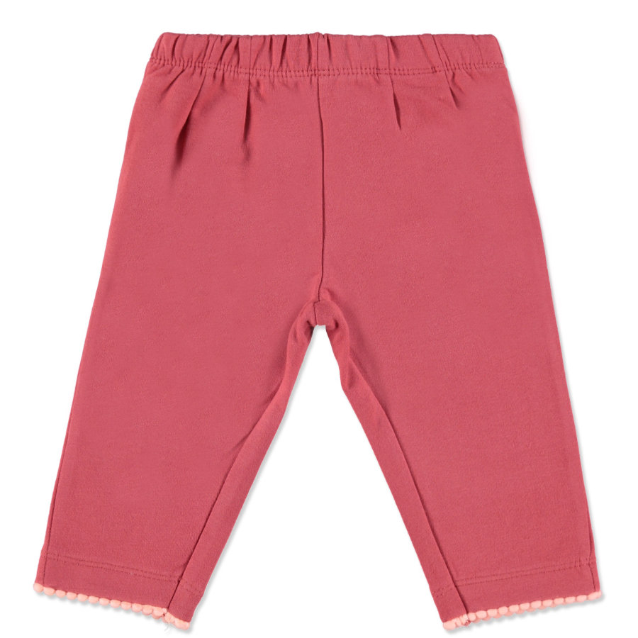 TOM TAILOR Girls Sweathose berry red