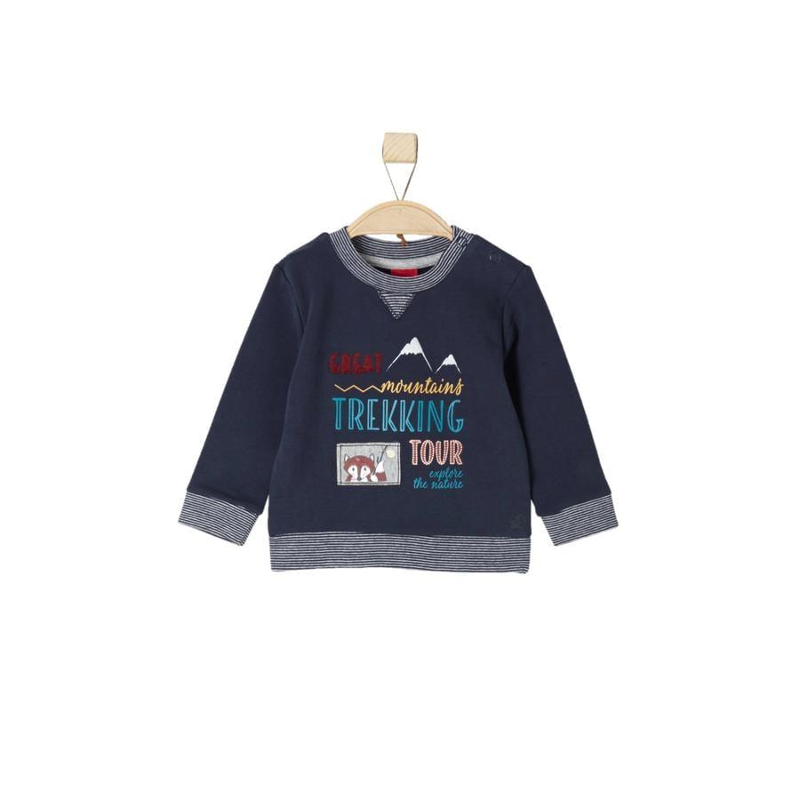 s.Oliver Boys Sweatshirt dark blue