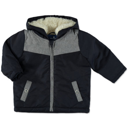TOM TAILOR Boys Jacke dark blue