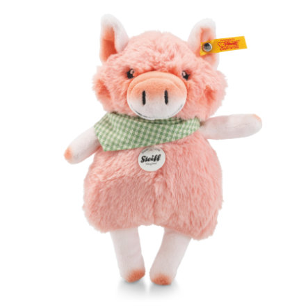 Steiff Happy Farm Pigilee Gris, 18 cm