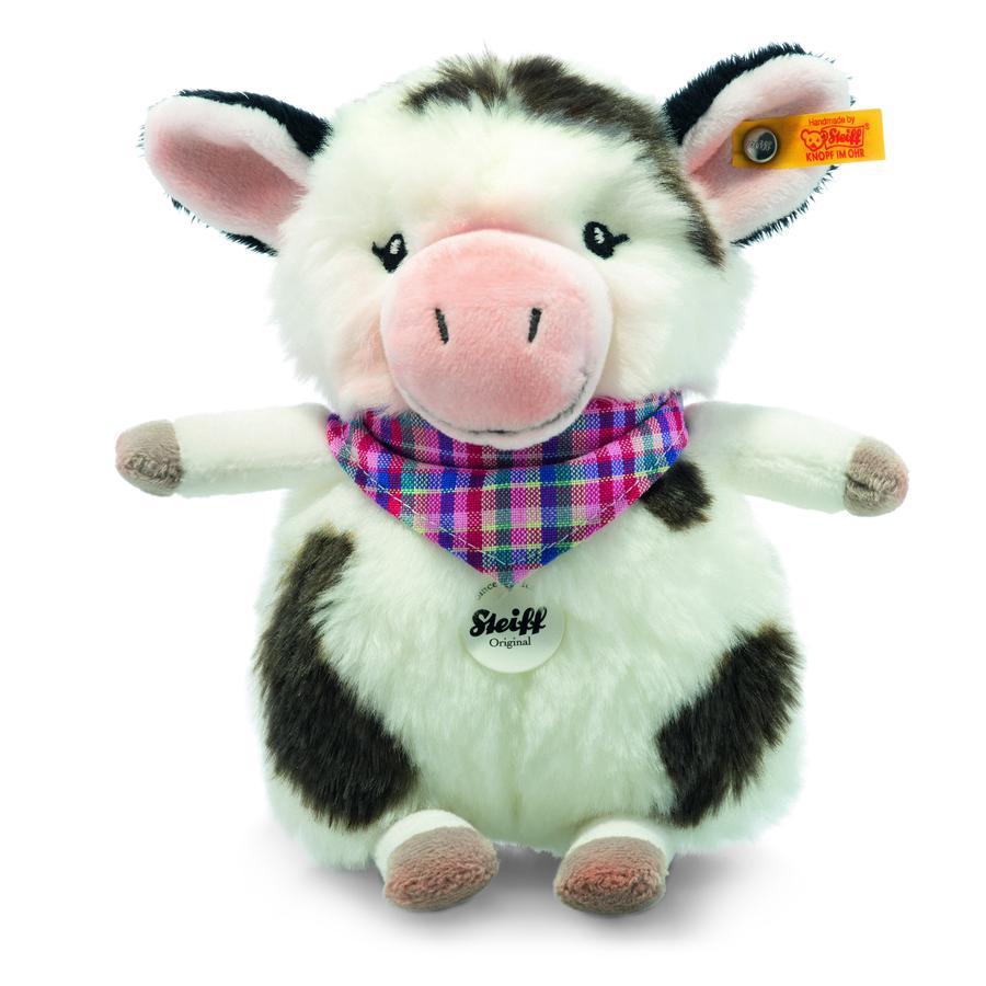 STEIFF Happy Farm Mini Cowaloo Lehmä, 18 cm